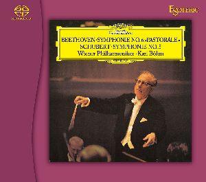 【予約】SACD ベートーヴェン交響曲 第6番 田園 他