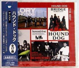 【新品CD】ハウンド・ドッグザ・ベスト