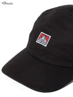 キャップBENDAVISベンデイビス帽子BDW-9433BオリジナルローキャップTHEORIGINALLOWCAPネコポスメール便送料無料