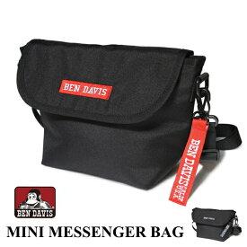 バッグ BEN DAVIS ベンデイビス カバン BDW-9337 ミニメッセンジャーバッグ バック かばん 鞄 ネコポス メール便送料無料 新生活 敬老の日 引っ越し プレゼント