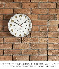 掛け時計BRIDブリッド3187BROADCLOCKブロードクロック28cm[時計壁掛け時計ウォールクロックおしゃれデザイン子供ギフト引っ越し新生活母の日結婚祝い送料無料]10倍プレゼント