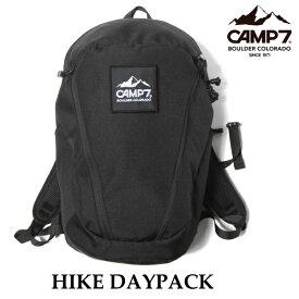 リュック CAMP7 キャンプセブン リュックサック CAP-9050 ハイクデイパック HIKE DAYPACK バックパック かばん カバン 鞄 送料無料 10倍 新生活 父の日 引っ越し プレゼント