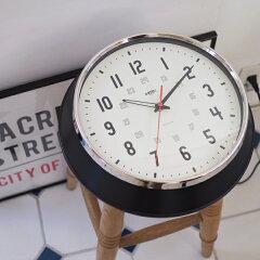 掛け時計INTERFORMインターフォルム壁掛け時計CL-3933Wesleyウェズリー[ガラス時計壁掛けウォールクロックおしゃれデザイン子供ギフト引っ越し新生活バレンタイン結婚祝い送料無料]10倍プレゼント