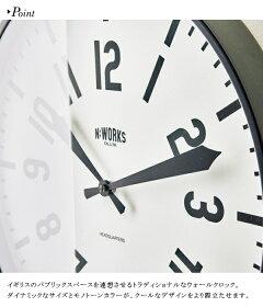 掛け時計INTERFORMインターフォルム壁掛け時計CL-3934Bungertブンゲルト[ガラス時計壁掛けウォールクロックおしゃれデザイン子供ギフト引っ越し新生活バレンタイン結婚祝い送料無料]10倍プレゼント