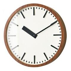 掛け時計INTERFORMインターフォルム壁掛け時計CL-3952Hermanヘルマン[ガラス時計壁掛けウォールクロックおしゃれデザイン子供ギフト引っ越し新生活バレンタイン結婚祝い送料無料]10倍プレゼント