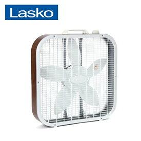 扇風機 LASKO ラスコ 生活家電 3733 ボックス ファン ウォールナットタイプ BOX FAN サーキュレーター 空調家電 家電雑貨 空調家電 季節家電 送料無料 10倍 新生活 引っ越し プレゼント
