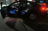 トヨタカムリ専用【年式:2017年7月〜】3色選択可!高輝度3チップLED仕様!LEDルームランプキット