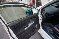【1月末入荷予定】スバルWRX-STI/S4ドライカーボン製ドアトリム2点セット/rj230
