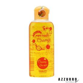 サニープレイス ナノサプリ クレンジングシャンプー 120ml オレンジ