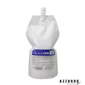 中野製薬 ナカノ キャラデコ オキサイド f06 過酸化水素6% 第2剤 1050ml【ゆうパック対応】
