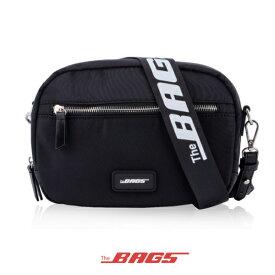 SALE/THE BAGS/ザ バッグス/OXFORD MINI BAG/ブラック/ART2006/ショルダーバッグ/鞄/メンズ/レディース/2019年新作/
