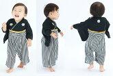 袴ロンパース袴ロンパース紋付はかま子供用カバーオール和装