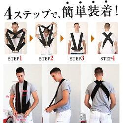 4ステップで簡単装着