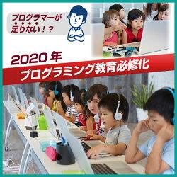 2020年プログラミング教育必須化