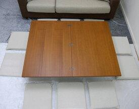 イタリア製伸長式 木製 リフティングテーブル Esprit/チェリー色 昇降伸長式テーブルイタリア製/ダイニングテーブル/リビングテーブル/高さ調整テーブル/テーブル高さ37〜82cm