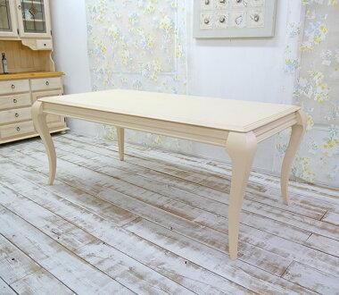 クイーンアン様式の大型食卓テーブル