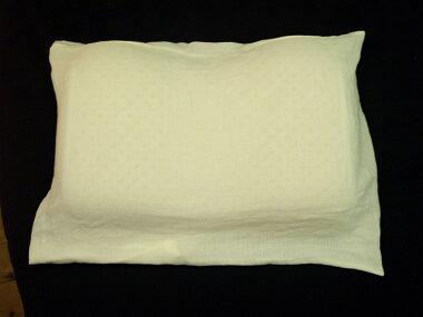 2重ガーゼピロケース/さらさら枕カバー/ラテックス枕セット
