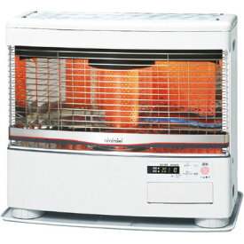 トヨトミ 赤外線と温風のダブル暖房 FF式ストーブ(木造〜18畳/コンクリート〜25畳) FR-70G リビルト品