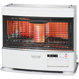 トヨトミ 赤外線と温風のダブル暖房 FF式ストーブ(木造〜18畳/コンクリート〜25畳) FR-SG70H 人感センサー リビルト品
