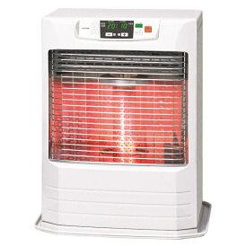トヨトミ 赤外線と温風のダブル暖房 FF式石油ストーブ FR-V3601 ホワイト (木造〜10畳/コンクリート〜15畳) リビルト品