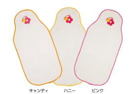 赤ちゃん 汗取りパット3枚セット ハンナフラ 無添加コットンダブルガーゼ 日本製 3枚組 背中 汗取りパッド ベビー 新生児 子供 綿 綿100 汗取りパット 汗取りインナー あせとり 汗とり 汗取 フジキ Wガーゼ