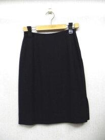 VALENTINO MISS V /ヴァレンティノ ★黒 /ブラック タイトスカート 38サイズ 【中古】【美品】K201107T-02
