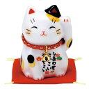彩絵 福招き猫 みけ 7531【送料無料】