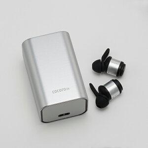 cocorode(国内正規品/日本語取説/保証書付)iPhone7対応Bluetooth4.2ワイヤレスイヤホン両耳マイク内蔵ハンズフリー通話防滴仕様軽量ミニサイズbluetoothイヤホン(Black黒/Silver銀/Gold/金)