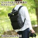 Endurance(エンデュランス)カメラバッグ Ext(エクステンド) コンパクト&多機能 リュックタイプ 一眼レフ