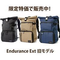 EnduranceカメラバッグExt(エクステンド)コンパクト&多機能リュックタイプ