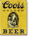 クアーズ レトロ調 Coors ビール系 アメリカンブリキ看板 アメリカ ブリキ看板 アメリカン雑貨 アメリカ雑貨 サインプレート サインボ…
