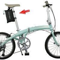 【ダホン純正輪行バッグ】16インチ20インチ折りたたみ自転車用