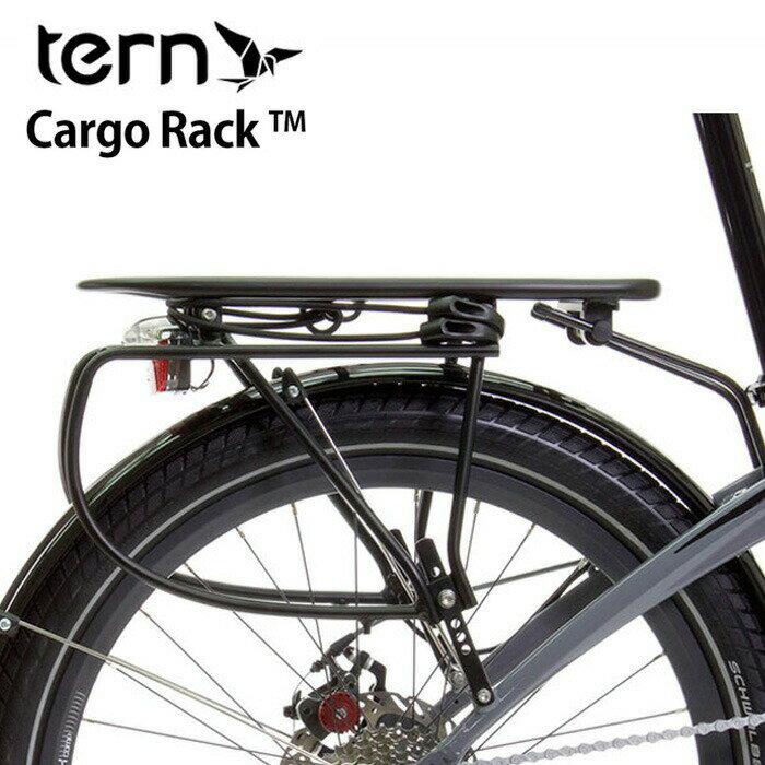 【10%OFF】ターン Tern Cargo Rack カーゴラック リアラック 20/24インチ ターン折りたたみ自転車用 【送料無料】