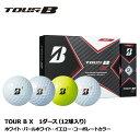 ゴルフボール 1ダース 12球入り TOUR B X 2020年モデル 日本正規品 BRIDGESTONE GOLF ブリヂストンゴルフ 新作 B0WXJ B0GXJ B0YXJ B0CXJ ホワイト