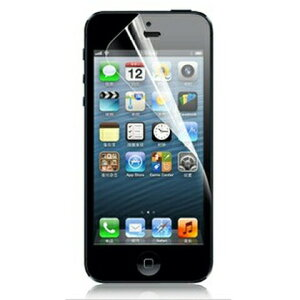 【土日もあす楽】【送料無料 】iPhone5/iphone5s 液晶保護フィルム スクリーン プロテクター 【 セール 】【アウトレット】スマートフォン用液晶保護フィルム