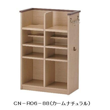 2017年型イトーキ コファーノ Cofano ラック(幅630mm)2色対応:CN-R06-88(カームナチュラル)CN-R06-82(ナチュラルホワイト)お客様組み立て送料無料(北海道・沖縄・離島は除く)