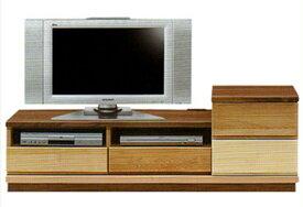 日本製  森のハーモニーシリーズ150TVボード テイク グラデーションホルムアルデヒド規制対応天板には、利便性を考えて、2口コンセントを装備送料無料(玄関渡し)、北海道・沖縄・離島は除く要在庫確認