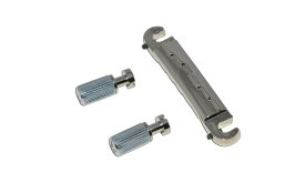 ALL PARTS TP-0402-001 Nickel Compensated Stop Tailpiece ストップテールピース 送料無料