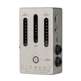 Darkglass Electronics ELEMENT 【新品】【ヘッドホンアンプ】【ダイレクトボックス】【DI】【スピーカーシミュレーター】【ダークグラス】