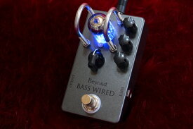 【new】Beyond Tube Pre Amp BASS WIRED GIB Limited Edition Blue LED【送料無料】【beyond】