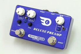 【new】MOSKY AUDIO HANDMADE Pedal blue DX PREAMP【プリアンプ】【モスキーオーディオ】