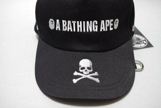 Bathing ape BAPE x master India MASTERMIND collaboration with Isetan limited MMJ Cap CAP