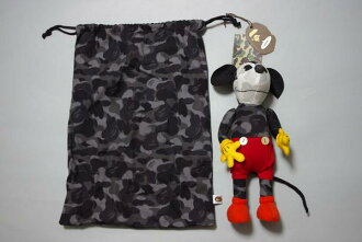 BAPE ape x Disney Disney Mickey Mouse MICKEYMOUSE plush