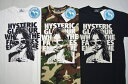 HYSTERIC GLAMOUR GLASSES WOMAN pt T-SH