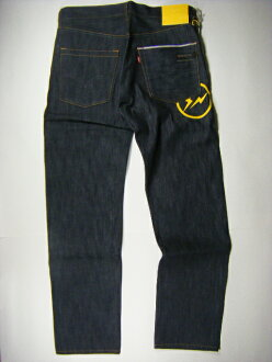 LEVI's Levi's x FRAGMENT fragment Fenom 360 light once package denim yellow