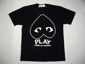 ☆COMME des GARCONS☆ PLAY逆ハートラインプリントTシャツ (メンズ)