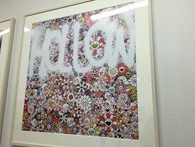 村上隆 300枚 限定ポスター 「HOLLOW」 カイカイキキ kaikaikiki TAKASHI MURAKAMI FLOUR
