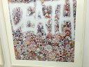 村上隆 300枚 限定ポスター 「DEATH」 カイカイキキ kaikaikiki TAKASHI MURAKAMI FLOUR