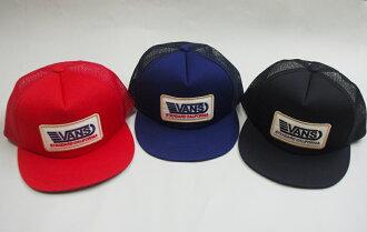 VANS×SD FACTORY TEAM MESH CAP