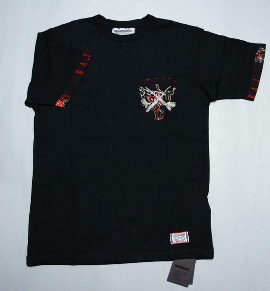 OriginalFake オリジナルフェイク NEIGHBORHOOD限定 ポケットTシャツ